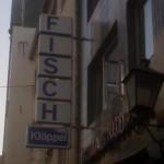 Lustiger Fischladen in der Severinsstraße