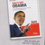 Ungelesen Bücher besprechen: Obamamania