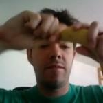 Wie man eine Banane öffnet – Teil 1/3