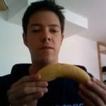 Wie man einen Banane öffnet – Teil 2/3