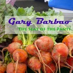 """Gary Barbao mit """"The Seat Of the Pants"""""""
