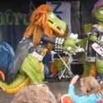 Dinosaurier Heavy Metal!