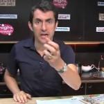 Knacki Deuser mit Newspresso