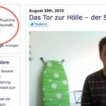 Tor zur Hölle = Moslem Braut? Seltsame Werbeassoziation von Google