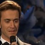 Florian Silbereisen ehrt Leslie Nielsen