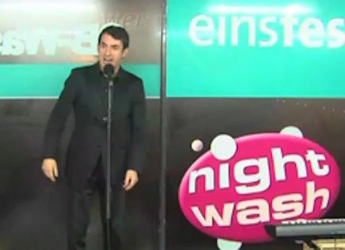 Knacki Deuser moderiert Nightwash