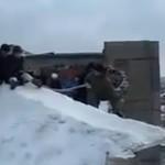Guten Rutsch mit verrückten Russen