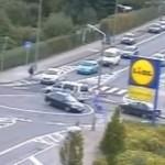 Erfurt und der Kreisverkehr
