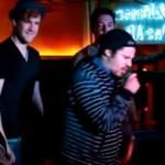 Luke Mockridge, MC Rene, Kurt Knabenschuh, Manuel Wolff improvisieren eine Zugabe