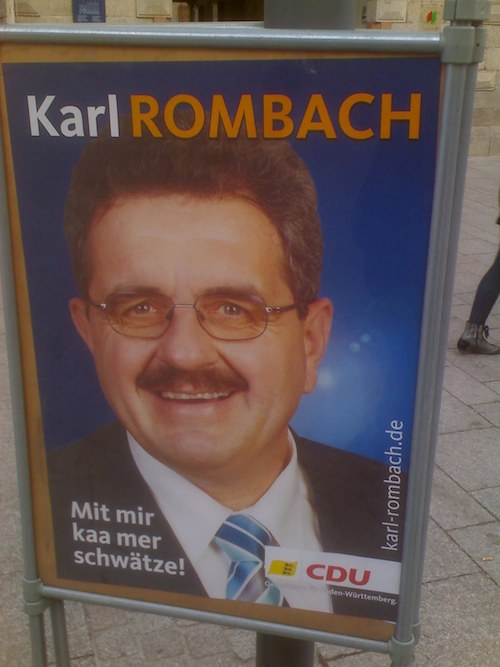 Karl Rombach
