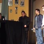 4 Comedians = 1 Boyband