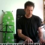 du bist allein – das improvisierte Lied am Freitag