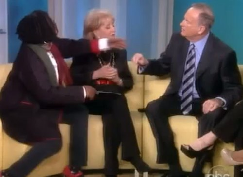 Whooppi Goldberg und Joy Behar