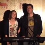 Solo-Impro: Das Liebesduett in Aachen