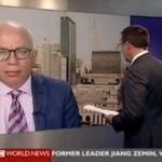 BBC hat den falschen Gast im falschen Studio