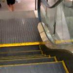 Die kürzeste Rolltreppe der Welt