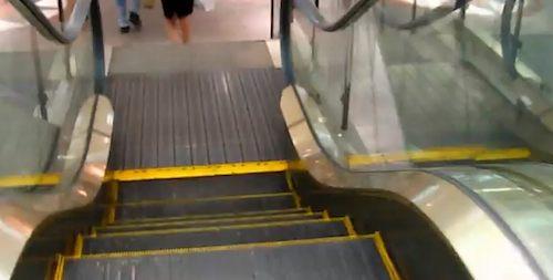 kürzeste Rolltreppe der Welt