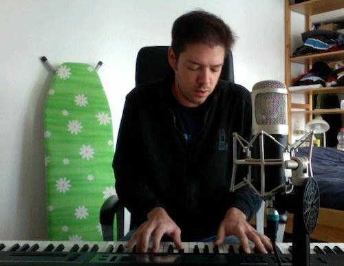 Klavier lernen in 10 Minuten, wie das Supertalent Jörg Perreten