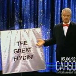 "Steve Martin ist ""The great Flydini"""