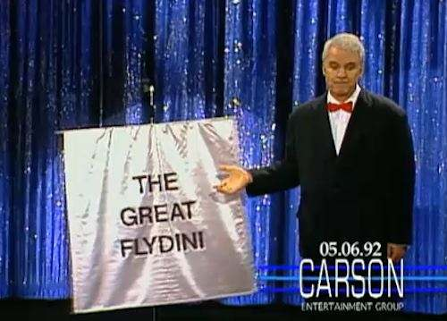 The great Flydini