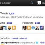Ein historischer Tag bei Twitter