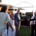 Comedian bei Hochzeit attackiert