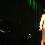 Das improvisierte Trompetenspiel mit Frau Scholten