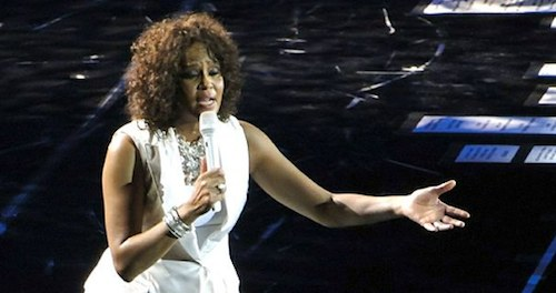 Whitney Houston gestorben