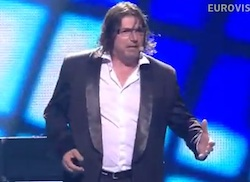Euro Neuro - Montenegro's Rambo Amadeus at the ESC2012 in Baku