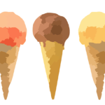 Hitzewelle im August, Eis & Hölle