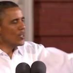 Barrack Obama rappt zu MC Hammer