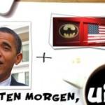 Ich bin der Grund, dass Obama die Wahl gewonnen hat – Skandal!