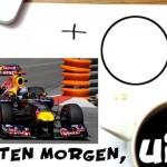 Vettel zum 3. Mal Weltmeister der Formel 1