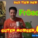Interessante Fakten über Frösche!