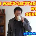 Die Wäscheständer-Saga (Wäscheständer geklaut)