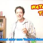 """Was meint Youtube mit """"Watch Time""""?"""