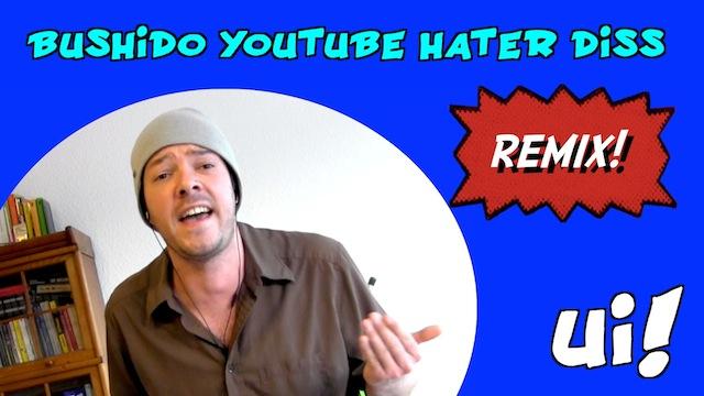 Bushido Youtube Hater Diss