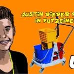 Justin Bieber macht Pipi in Eimer – die Hintergründe