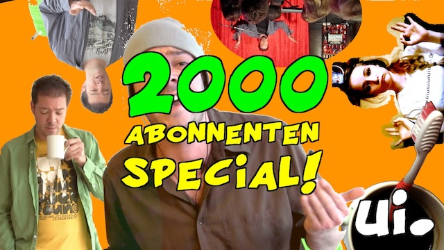 2000 Abonnenten special