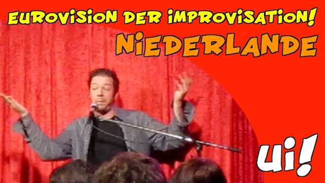 eurovision der improvisation: niederlande