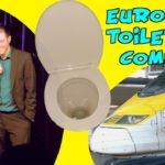Toilettenhumor im Eurostar
