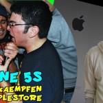 iPhone 5s Fanboys campen 15 Tage vor Apple Store, um die ersten zu sein