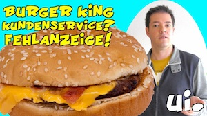 burger king fail