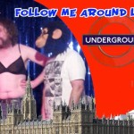 Comedy in London – follow ui. around!