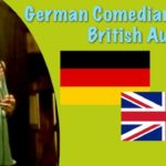 Deutscher Comedian spielt in London, England!