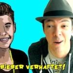 Justin Bieber wurde verhaftet! Freut Euch!
