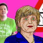 Nein, Angela Merkel ist nicht tough!