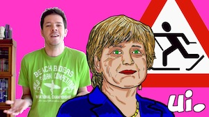 Angela Merkel ist keine toughe Frau