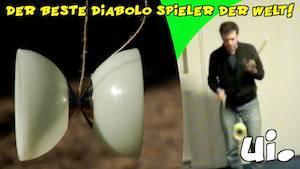 Der beste Diabolospieler der Welt!