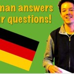 """Hello, germany!"" is here to answer your questions!"